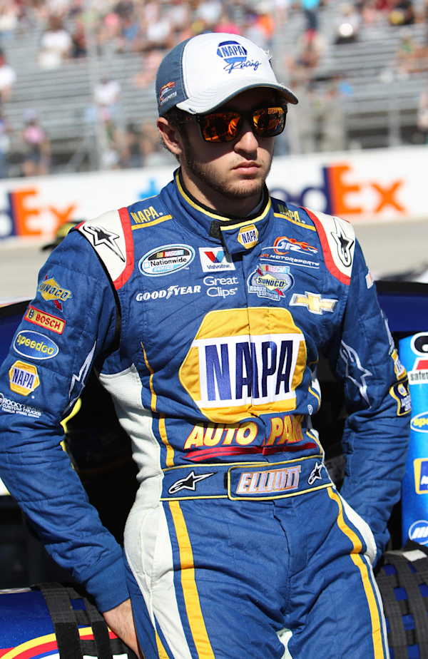 Chase Elliott wins NASCAR Nationwide Series championship | From The Marbles - Yahoo Sports