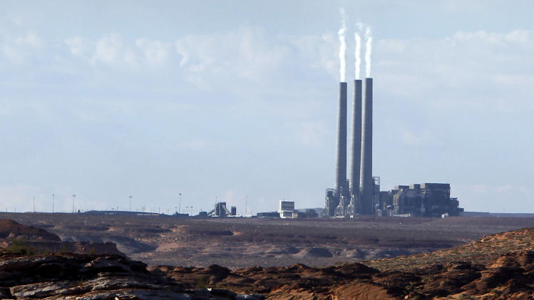 Navajo Nation forms company to run NM coal mine