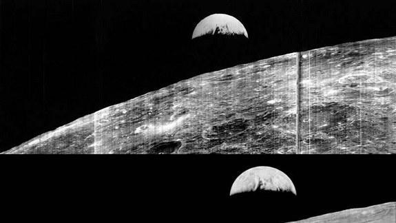 Money for Moon Images: Lunar Photos Project Seeks Public Support