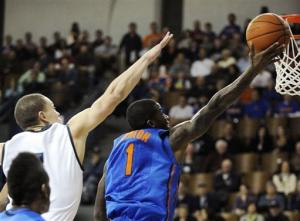 No. 13 Florida wins 79-58 at Yale