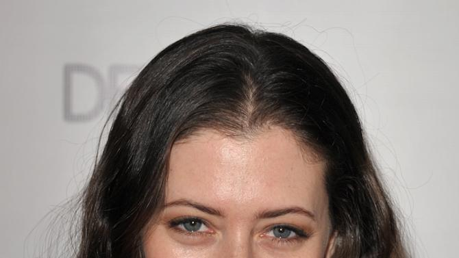 Lauren Miller attends DETAILS Hollywood Mavericks Party on Thursday, Nov. 29, 2012 in Los Angeles. (Photo by John Shearer/Invision for Details Magazine/AP Images)