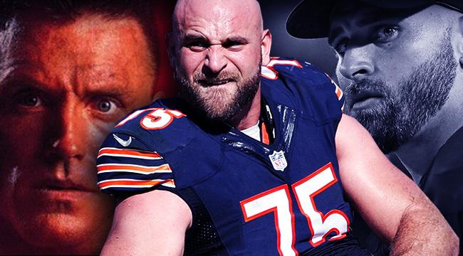 Bears Star Kyle Long On 'Clueless' People, His Twitter Babysitter, And Howie Long's Best Movies
