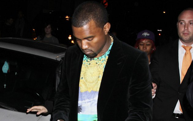 Kanye West et Kim Kardashian flirtaient depuis huit ans