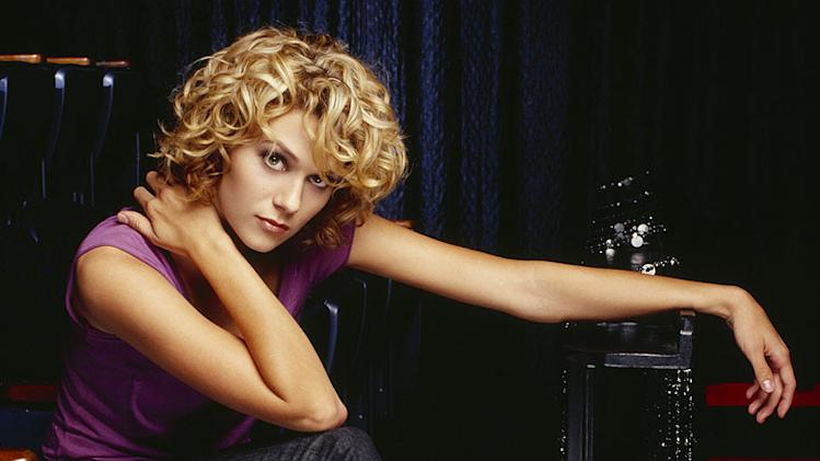 Hilarie Burton stars as Peyton Sawyer in One Tree Hill on The CW.