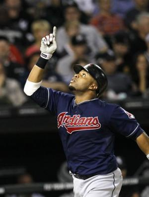 Santana, Hafner homer as Indians beat White Sox