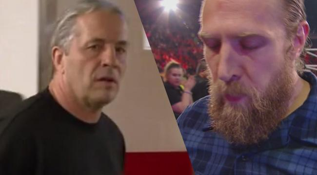 Bret Hart Accurately Predicted The End Of Daniel Bryan's Career In A 2015 Interview