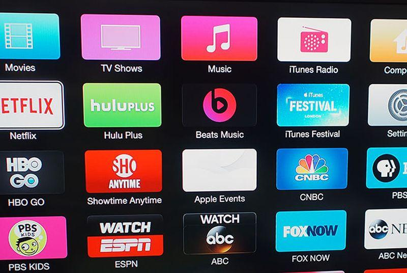 The new Apple TV may feature universal search