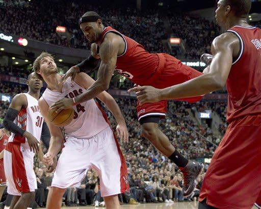 Heat win to put Spoelstra on East All-Star's bench