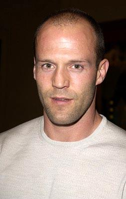 Jason Statham at a Los Angeles screening of Screen Gems' Swept Away