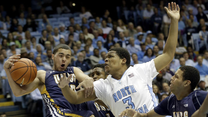 North Carolina beats UNC Greensboro 81-50