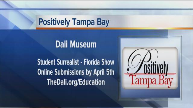 Positively Tampa Bay:  Dali Muesum