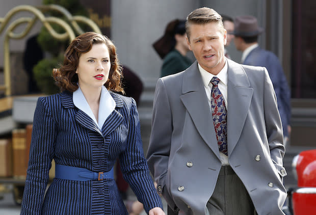 Marvel's Agent Carter Season 2 First Look: Who's the (New) Boss?