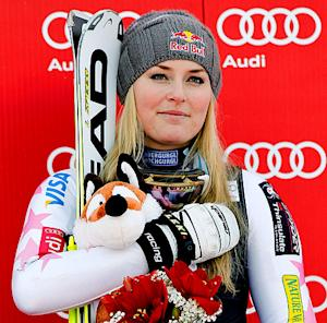 Lindsey Vonn Sustains Knee Injury in Skiing Accident, Will Be Out For the Rest of the Season