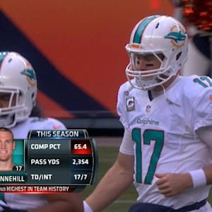 Week 12: Miami Dolphins quarterback Ryan Tannehill highlights