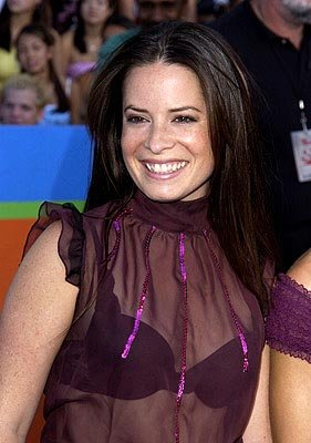 Holly Marie Combs Teen Choice Awards - 7/2/2003