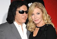 Gene Simmons and Shannon Tweed | Photo Credits: Steve Granitz/WireImage.com