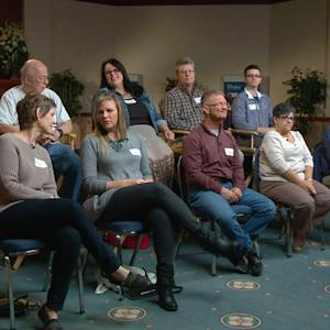 Extended Video: Iowa Republicans Lukewarm on Jeb