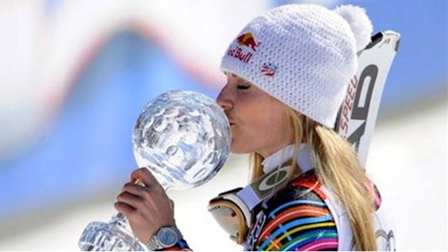 Vonn adds super-G to overall title
