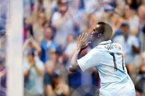 Sporting Kansas City 2-1 San Jose Earthquakes: Kei Kamara helps Sporting end four-match winless streak