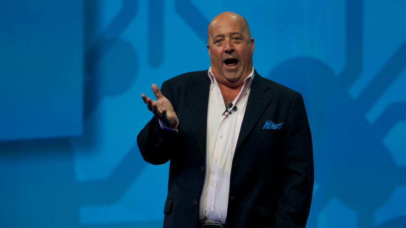 Andrew Zimmern's Delicious Destinations Rumored To Include San Diego