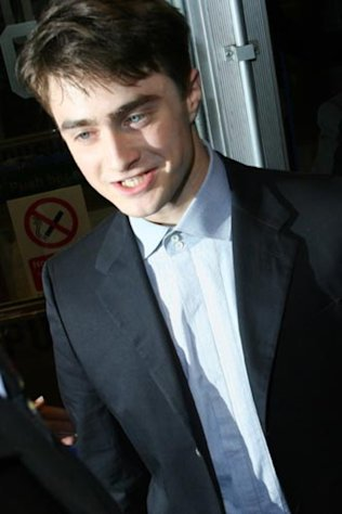 Daniel Radcliffe didn't have a problem shooting gay love scenes