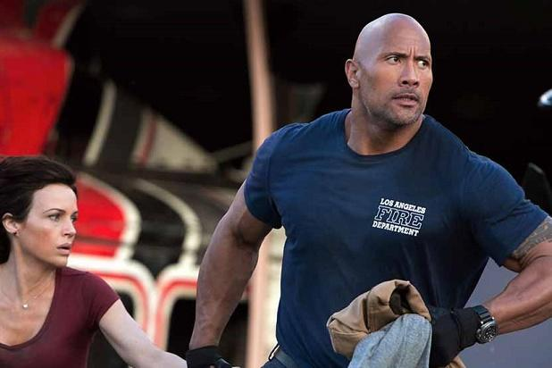 The Rock's 'San Andreas' to Quake and Bake to $40 Million at Box Office
