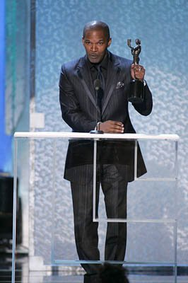 Jamie Foxx of Ray