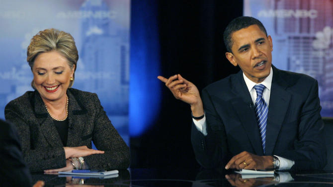 Obama: You're likable enough, Hillary