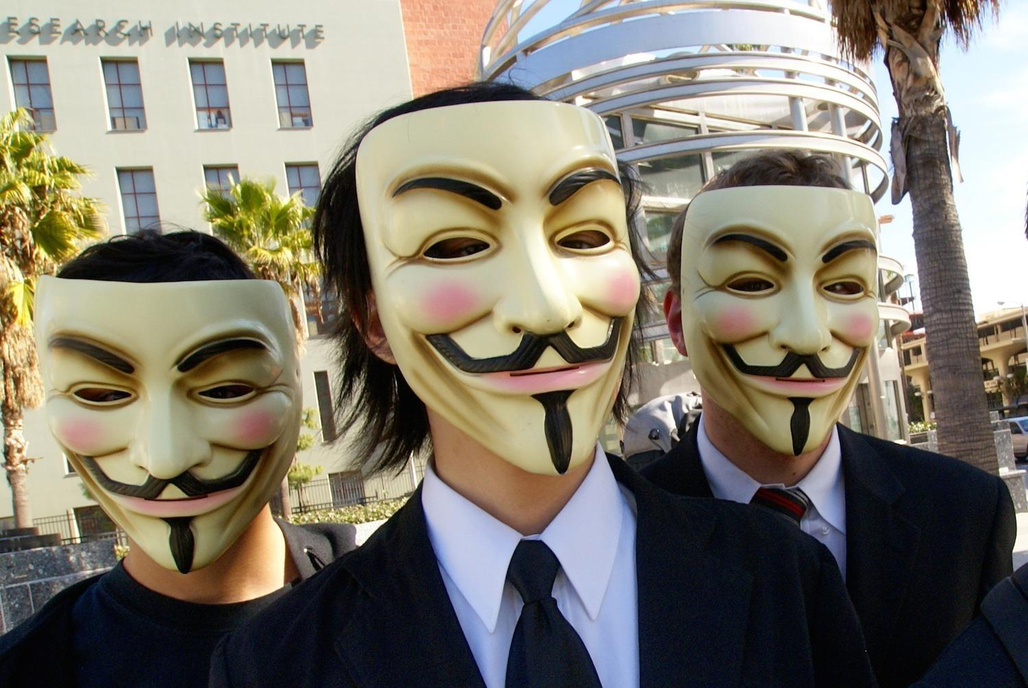 Anonymous hacks ISIS site, replaces it with Viagra ad