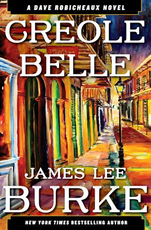 """This book cover image released by Simon & Schuster shows """"Creole Belle,"""" a novel by James Lee Burke. (AP Photo/Simon & Schuster)"""