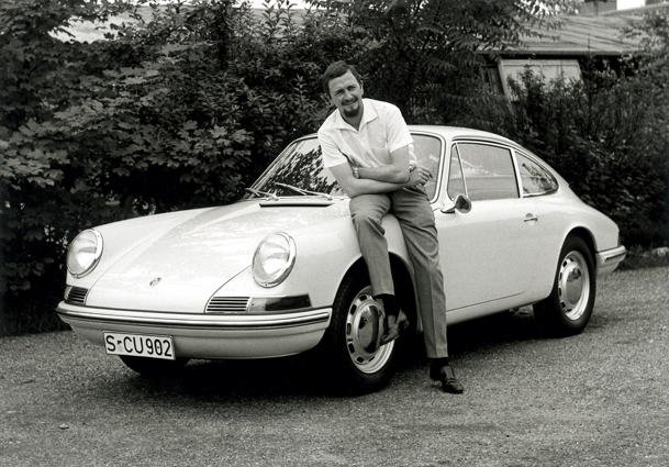 Ferdinand Alexander Porsche and the 911
