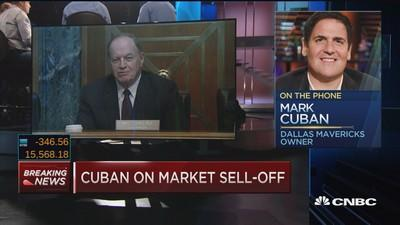Cuban: 'Confused' about markets, betting on gold