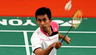Sony dan Hayom ke Perempat Final Singapura Open 