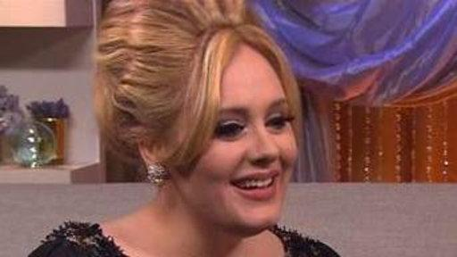 Adele: 'I Wasn't Expecting' Globe Win