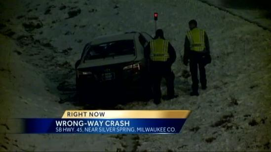Wrong way driver causes serious crash on Hwy 145