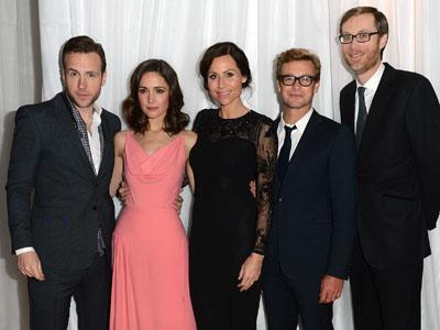 'I Give It a Year' Cast Talk Comedy in London