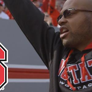 NC State's Terrence and Torry Holt Give Back | Havoline Football Saturdays