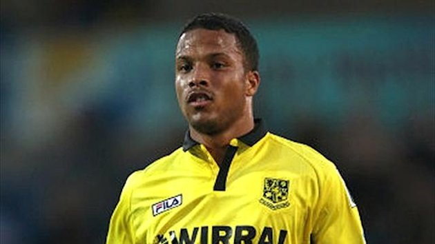 Tranmere Rovers' Joe Thompson (PA Sport)