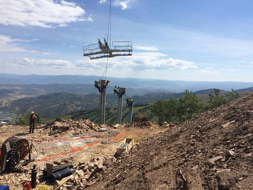 Construction Watch: Check Out How Much Progress Has Been Made at Park City