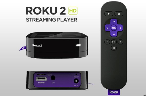 Roku 2 Streaming Player