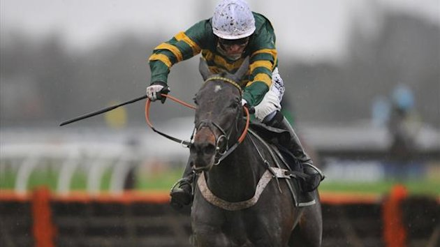 Tony McCoy on board Darlan