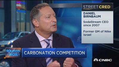 Sodastream CEO: We welcome competition