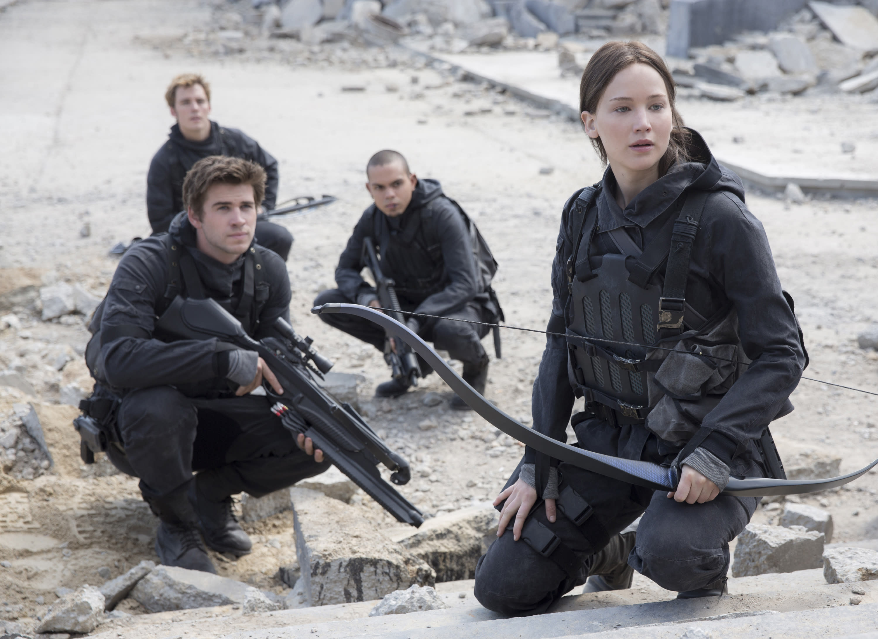 Box Office Top 20: Final 'Hunger Games' movie opens on top