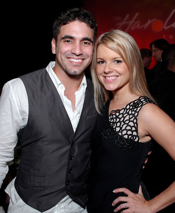 Roberto Martinez and [ytvperson id=2538376]Ali Fedotowsky attend the 10th Annual Harold Pump Foundation Gala on August 12, 2010 in Century City, California. Ali Fedotowsky 