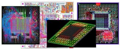 The Mentor Graphics Xpedition Path Finder Flow comprises all of the tools necessary for efficient IC/package/PCB co-design, for a single product, or for incorporating into multiple form factors with different physical constraints.