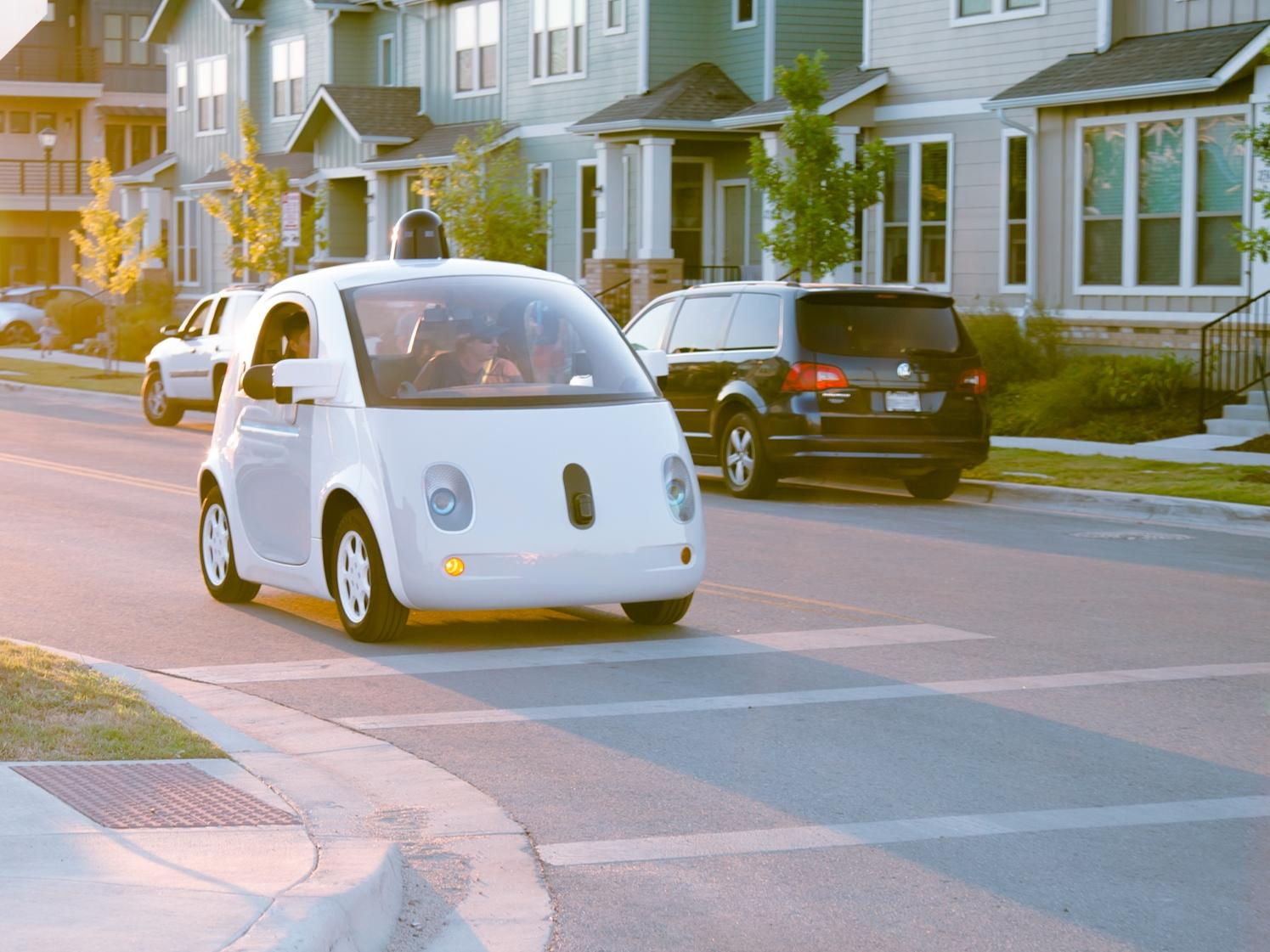 Google quietly stopped publishing monthly accident reports for its self driving cars