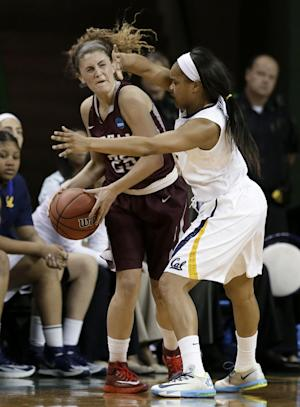 Cal women hold on for 64-63 NCAA win over Fordham
