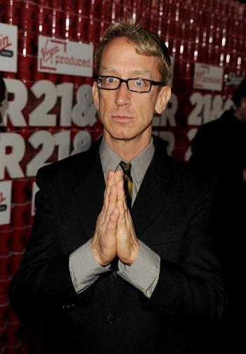Andy Dick Off the Hook in Genital Attack Case