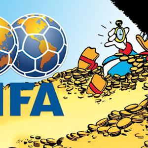 FIFA Officials Arrested On Charges of Rampant Corruption