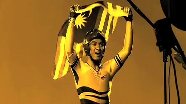 Azizul Awang&#39;s Olympic Games Story